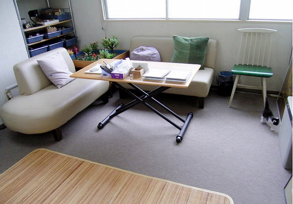 横浜心身健康センター 心理面接室